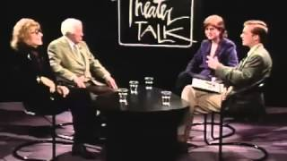 Theater Talk  Betty Comden and Adolph Green