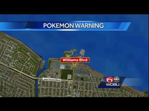 Kenner police see traffic, pedestrian related issues from Pokemon Go