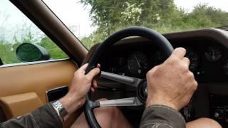 Lamborghini Silhouette driven