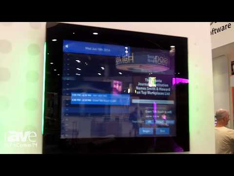 InfoComm 2014: Visix Gives a Preview of its MeetingMinder Room Signs