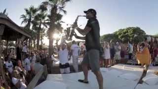 Download Lagu Jimmy Sax - Live at Nikki beach St Tropez (Opus - Eric Prydz) Gratis STAFABAND