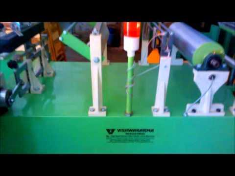 Warping Machine By VISHWAKARMA INDUSTRIES Narrow Fabric Machinery Ahmedabad Contact 9925598798