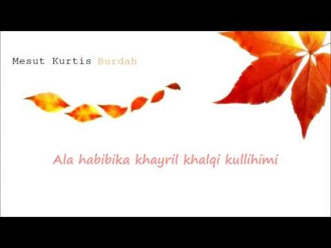 Mesut Kurtis - Burdah (lyrics Video) video
