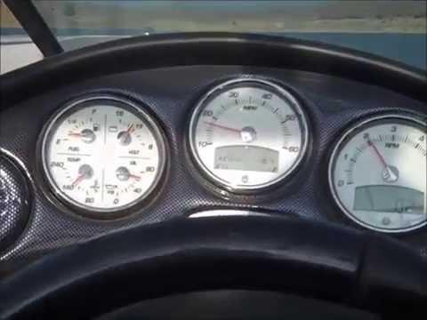 Lake Test: 2012 Sanger V210