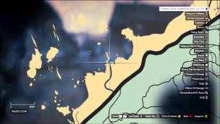 GTA 5 how to get the submarine