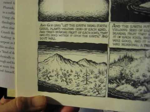 Genesis Chapter 1, Robert Crumb