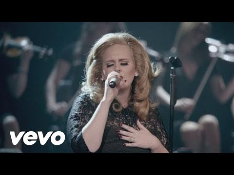 Adele - Turning Tables (Live at The Royal Albert Hall) Music Videos