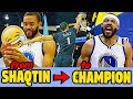 The JaVale McGee Story: From SHAQTIN ➭ NBA CHAMPION