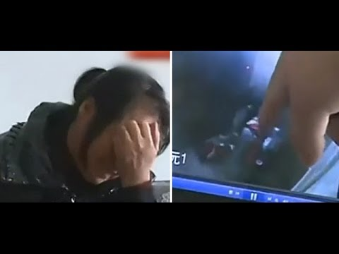 10 Year Old Girl Seen Beating Baby Yuanyuan Left In Elevator 'Then Throws Him Off Balcony' In China