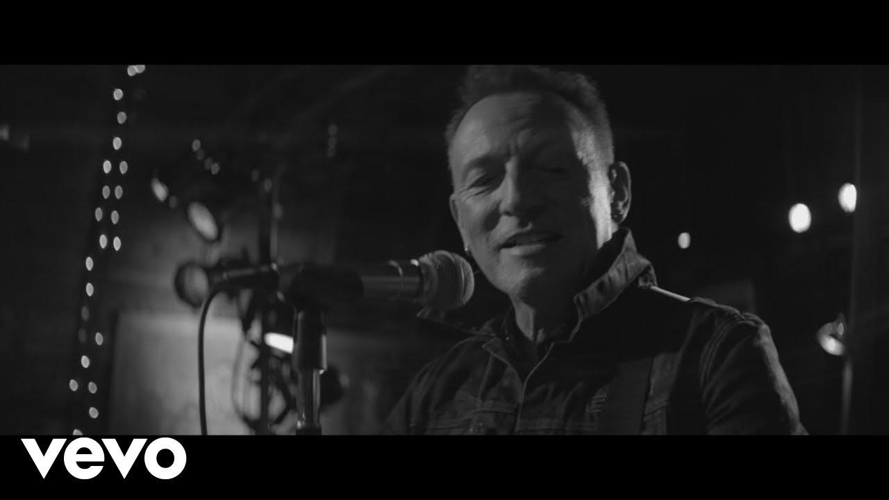 "Bruce Springsteen - ""Tucson Train""のMVを公開 5年ぶりとなる新譜「Western Stars」2019年6月14日発売予定 thm Music info Clip"