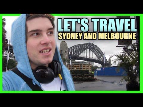 LET'S TRAVEL: Sydney and Melbourne | Justin Jones