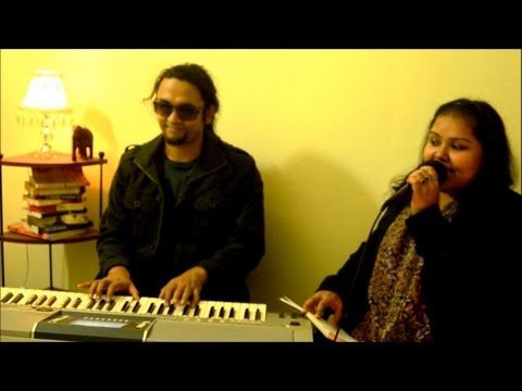 Jim Ankan and Ritwika - Piyu Bole Piya Bole (Parineeta) | Eastern...