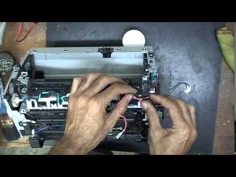 Ремонт принтера hp laserjet p1102 своими руками 55
