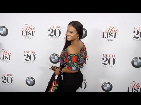 "Christina Milian Latina's 7th Annual ""Hollywood Hot List"" Red Carpet thumbnail"