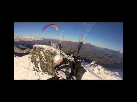 Wicked Tandem Paragliding in Queenstown, New Zealand