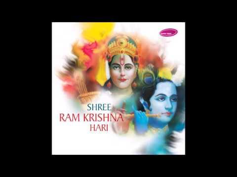 Achyutam Keshavam Ram Narayan - Shri Ram Krishna Hari (Anup Jalota)
