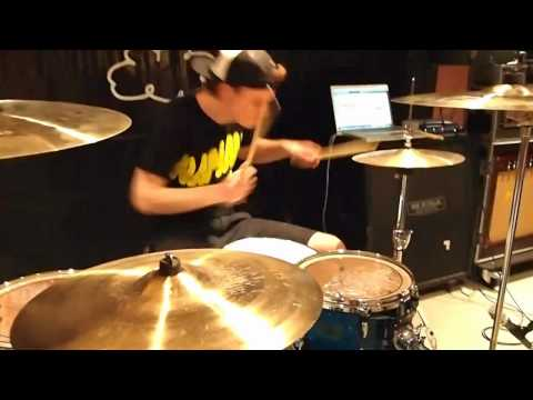 Phil J - Justin Bieber - Never Say Never - Drum Cover Remix video