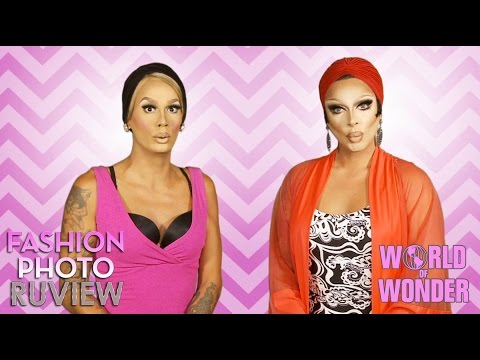 RuPaul's Drag Race Fashion Photo RuView with Raja & Raven - Social Media Ep 12