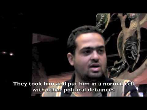 Egypt - Interview of blogger Mohamed Adel