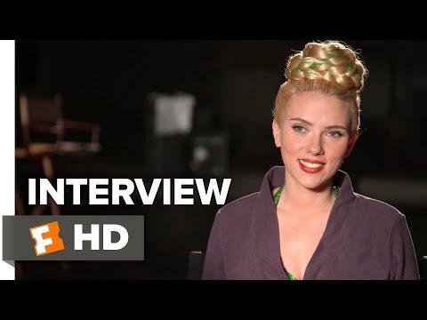 Hail, Caesar! Interview - Scarlett Johansson (2016) - Comedy HD