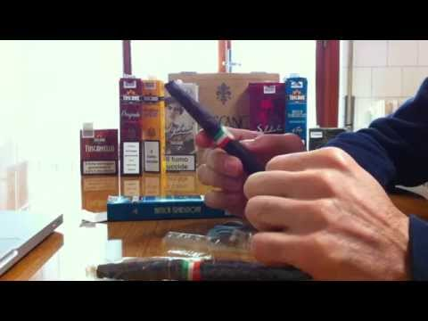 Recensione Sigaro Toscano Antica Tradizione - Unboxing