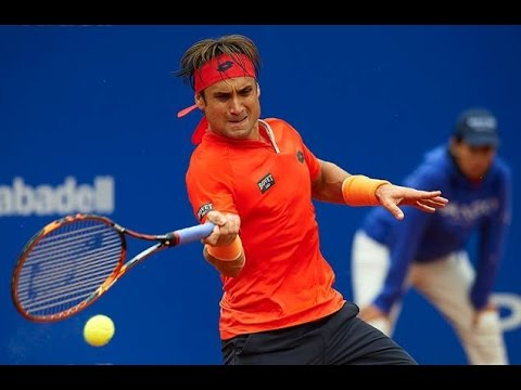 David Ferrer 2015 | The Warrior Is Back [HD]