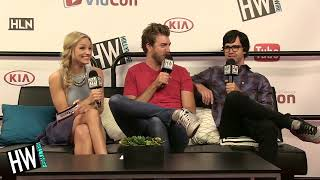 Rhett & Link Sing Karaoke & More In 'Most Likely' Game! (VIDCON 2014)