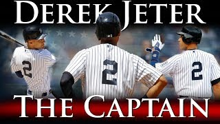 Derek Jeter - The Captain