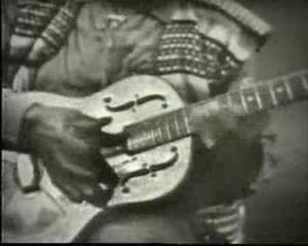 Booker White - Aberdeen Mississippi Blues HIFI