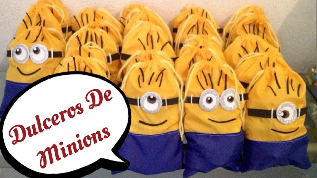 Dulcero De Minions - YouTube