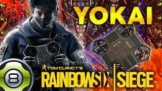 La magie du drone Yokai - Meilleur Match Classé - Rainbow Six Siege FR