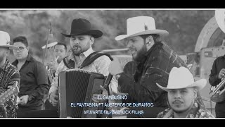 El Fantasma Ft. Los Austeros De Durango - El Gambusino (Video Musical)