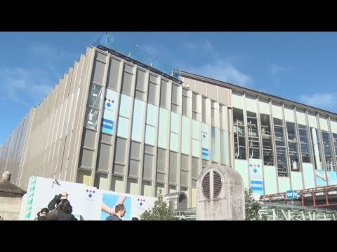 原宿の新駅舎お目見え JR山手線、3月21日オープン/観光列車の改造を本格開始 JR九州の「36ぷらす3」/国内最大…他