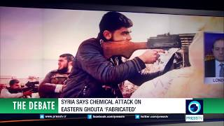 WW3 IN ENGLISH: The Debate: Battle for Ghouta 03/14/2018
