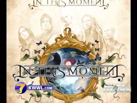 Maria Brink In This Moment Interview Part 2 11 4 09