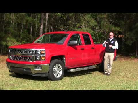 2014 Chevy Silverado Double Cab. No longer an extended cab!