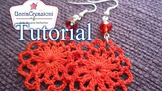 Tutorial 10 .Orecchini Facili all