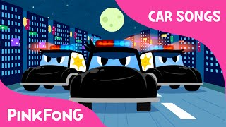 Police Car Song | Car Songs | PINKFONG Songs for Children