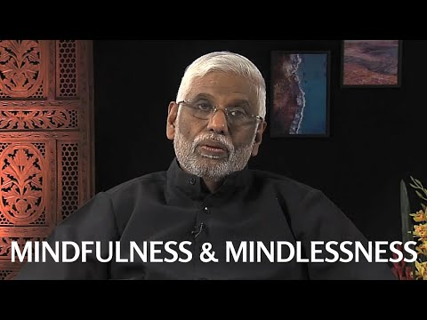 Mindfullness And Mindlessness