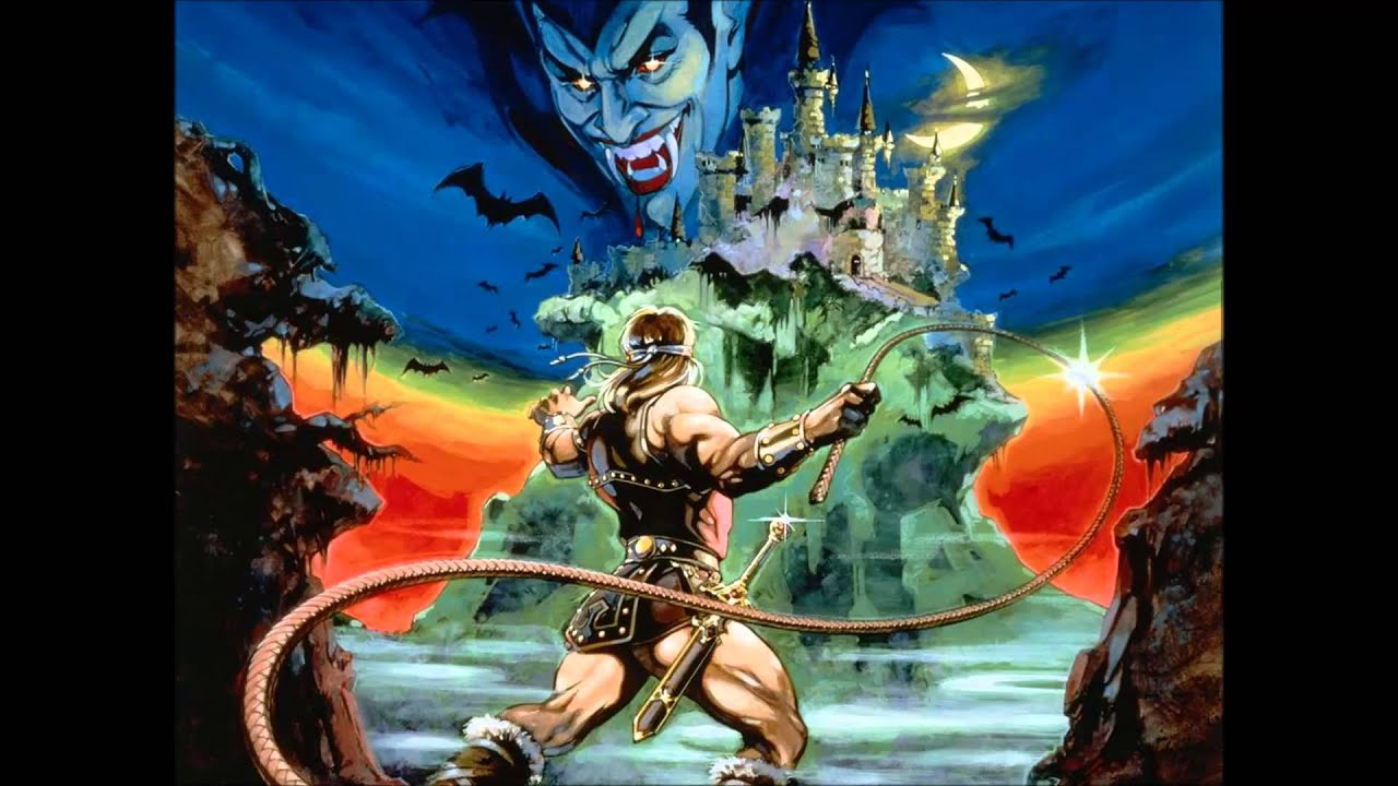 Castlevania Nes Wallpaper Best of Nes Castlevania