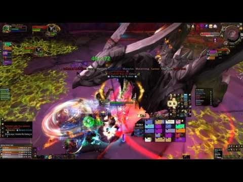 Brothers in arms vs Nythendra mythic first kill