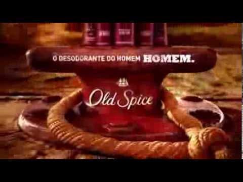 Comercial Old Spice com Malvino Salvador - O chamado