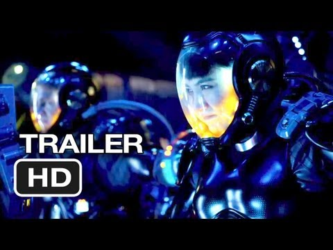 Pacific Rim Theatrical TRAILER 1 (2013) - Guillermo del Toro Movie HD