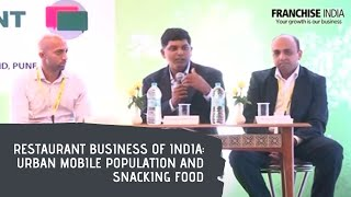 Restaurant business of India   Urban