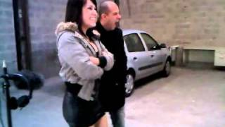 BACKSTAGE PORNO Chobix, Liza del Sierra