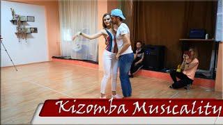 DA Lavinia & Armand - Kizomba Musicality Workshop 2018