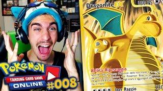 TROVO EX OGNI 2 PACK ASSURDO, NUOVO SET EVOLUZIONI!!! - Pokémon GCC Online Mega Pack Opening #08