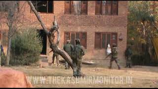 Forces launch cordon, search operation in Shopian's 13 villages