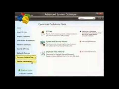 Advanced System Optimizer 3 5! 100% working! Serial