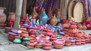 The handicrafts of Bangladesh by Arobindo